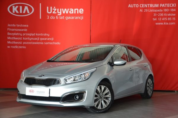 KIA Cee'd L Business Line